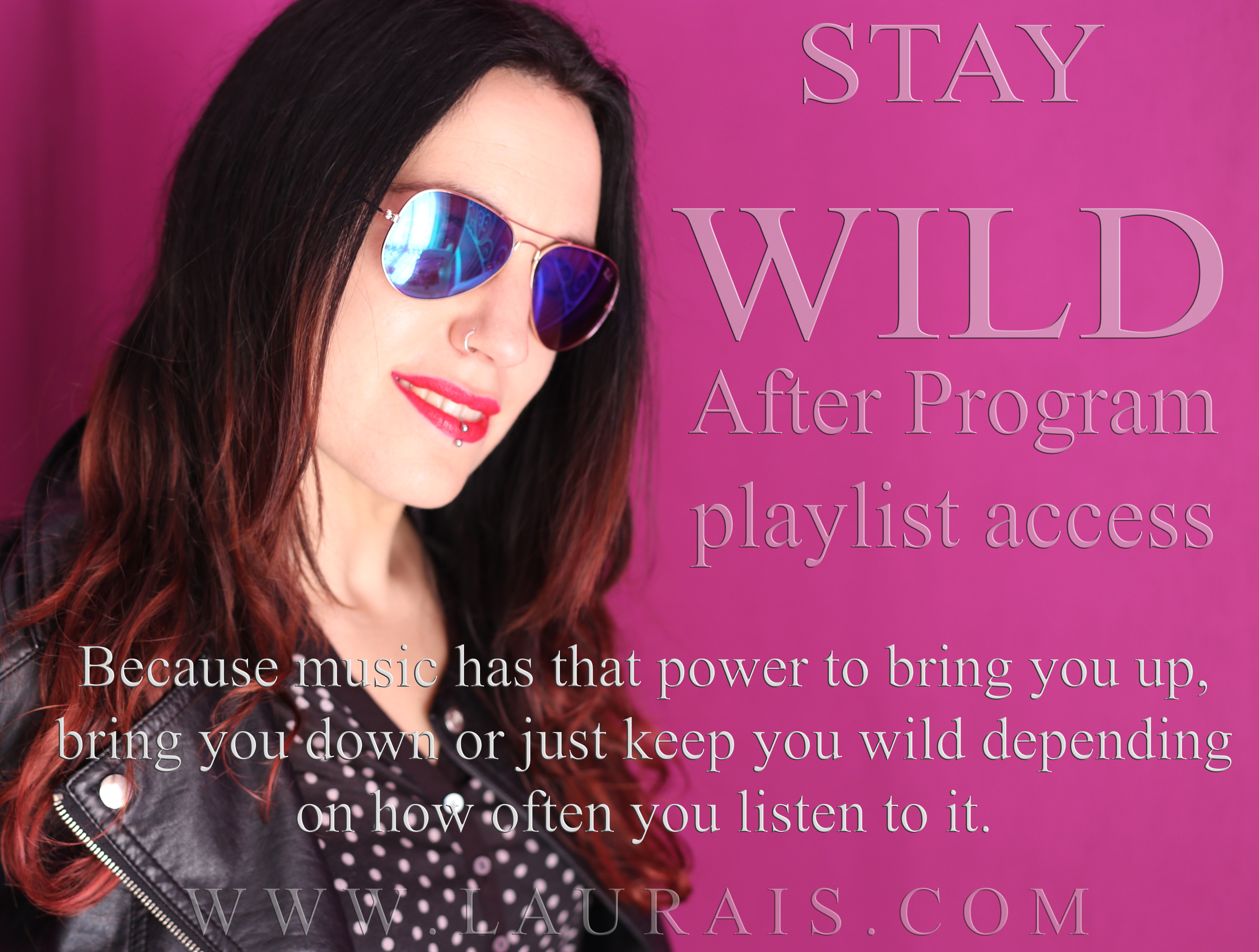 STAY WILD ENGLISH PLAYLIST ACCESS